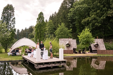 Heiraten in Lerbach © Stadt Osterode am Harz