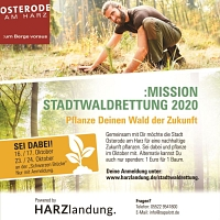 Mission Stadtwaldrettung 2020